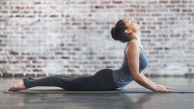 21 Easy Yoga Poses