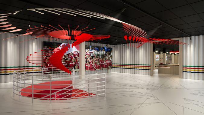 Rio 2016 : gros plan sur le design de la Maison olympique du Canada