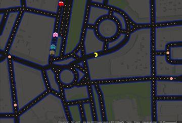 Google、地図でパックマンが遊べる PAC-Map 公開。Ingressもパックマン化 - Engadget Japanese