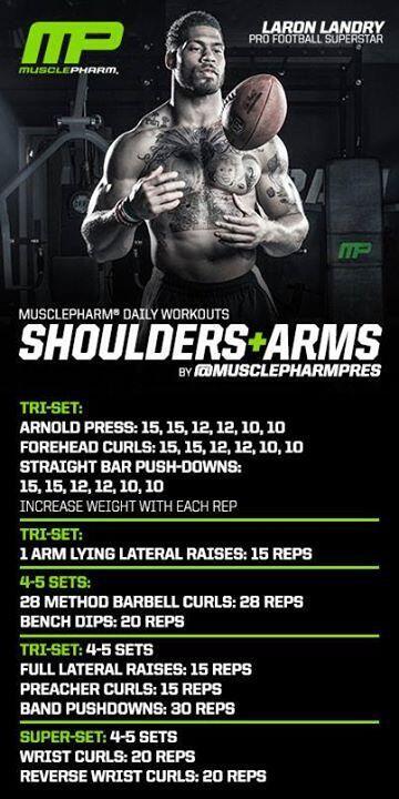 Shoulders   arms