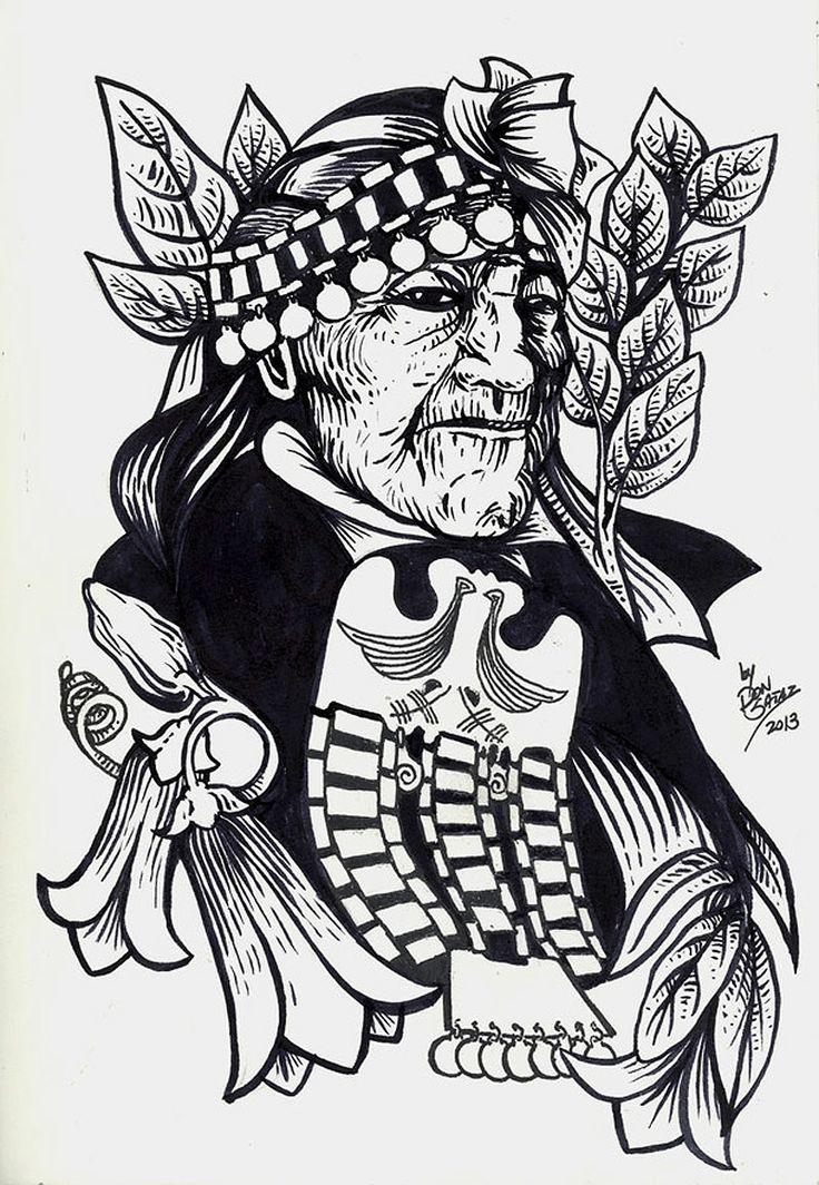 MAPUCHE | |Serie Pueblos Originarios