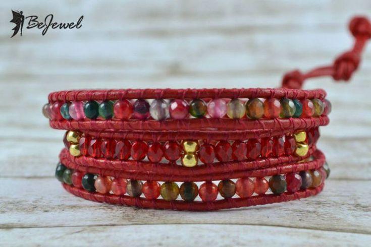 50 LEI | Bratari handmade | Cumpara online cu livrare nationala, din Bucuresti Sector 2. Mai multe Bijuterii pe Bejewel.