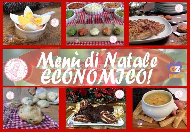 Queste ricette di Natale economiche vi aiuteranno (spero) a realizzare un pranzo di Natale di tutto rispetto spendendo davvero pochissimo!