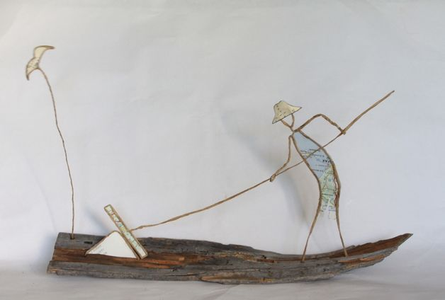Sculptures, Le paludier est une création orginale de Epistyle sur DaWanda