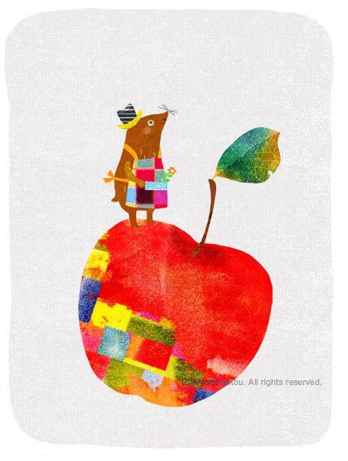 illustration2 - さいとうきよみ kiyomi saitou
