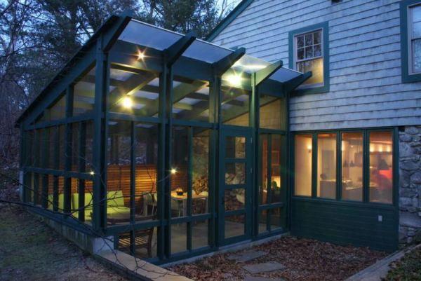 Пристройки к дому, виды, оформление интерьера - СамСтрой - строительство, дизайн, архитектура.