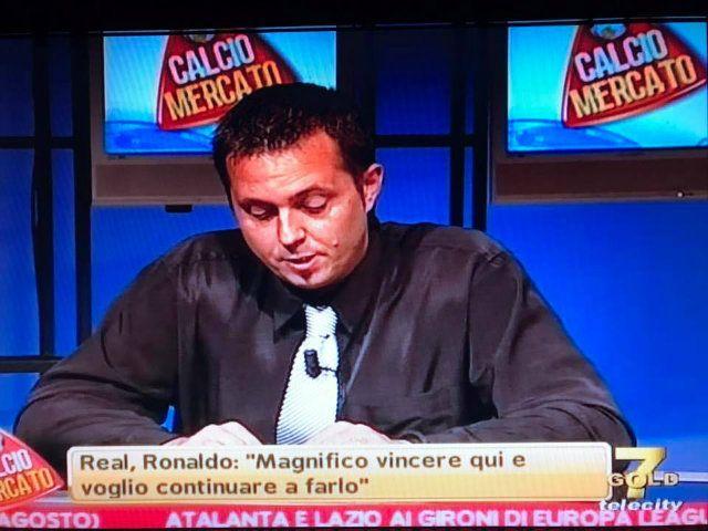Alessandro Filadeflia, opinionista rossonero per la trasmissione Diretta Stadio di Italia Sette Gold è stato intervistato da noi di Destrosecco