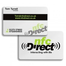 NFC Tags, Products and Marketing - NFC Direct .UK and Europes fastest growing supplier of NFC Tags, Wristbands, Business Cards and NFC Marketing services.