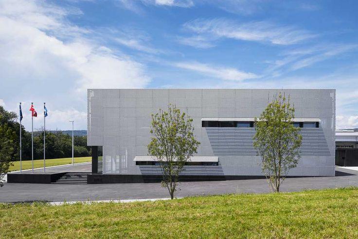 Pixy AG HQ - Eglin Schweizer Architekten