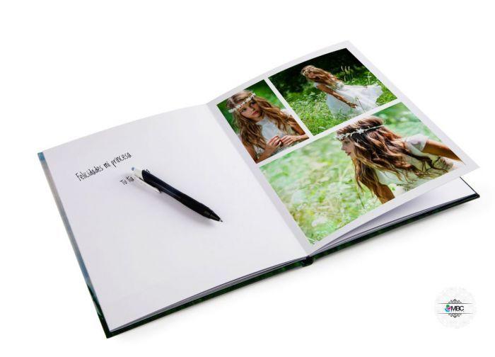 Que no falte un libro de firmas - MBC Eventos bodas, bautizos, comuniones, cumpleaños...