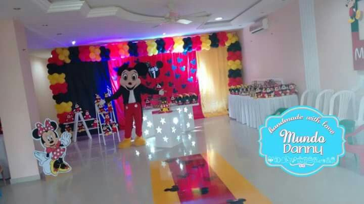 16 best invitaciones en botellas images on pinterest - Fiesta tematica mickey mouse ...