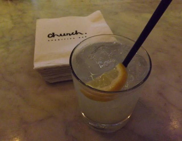 Can't go wrong with the classics! #Toronto #QueenWest #Drinks