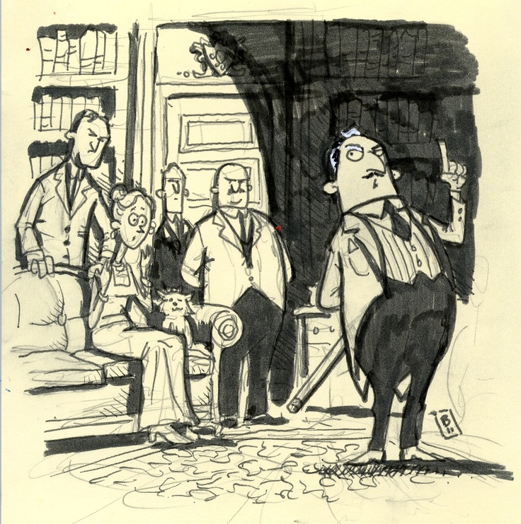 Agatha Christie denouement Bookaneer