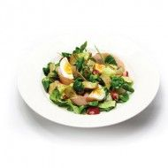 Ham ei salade | Lunch | Power Slim Nederland | Koolhydraatarm
