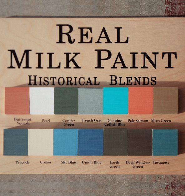 Real Milk Paint (1 Pint)