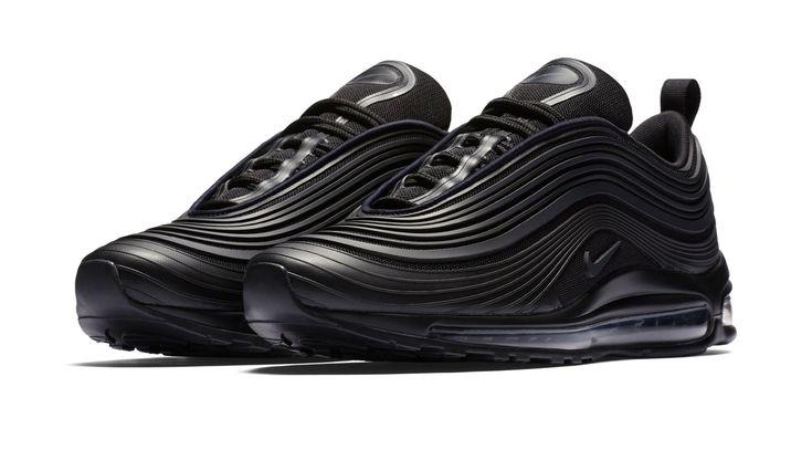 Nike Air Max 97 Ultra 17 Premium Triple Black Coming Soon