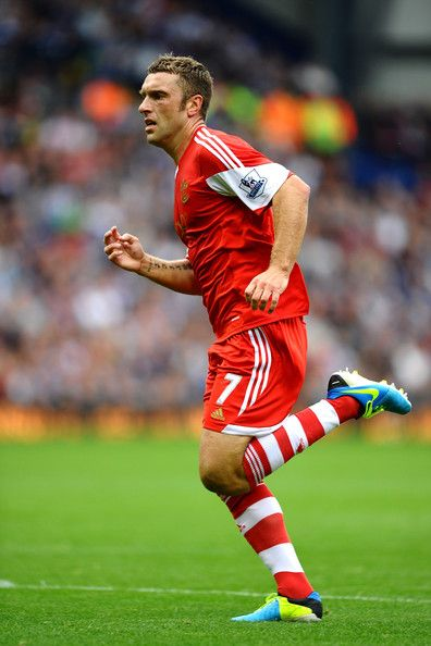 ~ Rickie Lambert on Southampton FC against West Brom ~