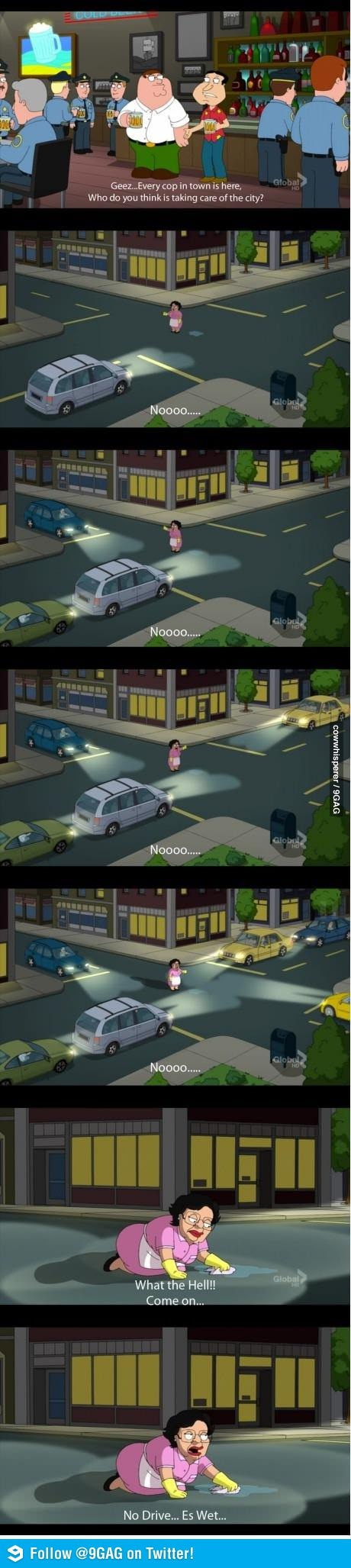 Family Guy - Consuela