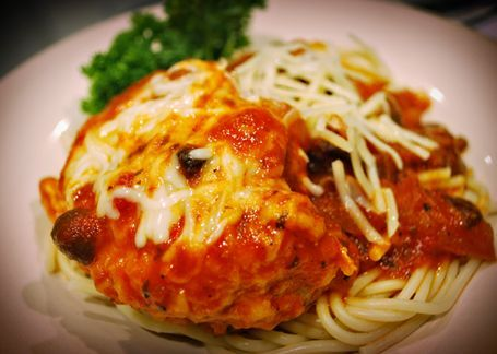 Pressure Cooker Chicken Parmesan ...Love my Electric Pressure Cooker :)