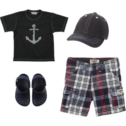 Next Stop Nantucket! Are your boys ready for summer? Love this look from @Diapers.com - via @BabyCenter