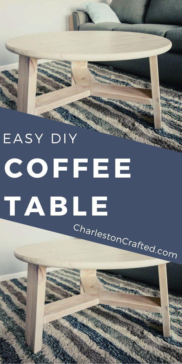 So Bauen Sie Einen Einfachen Modernen Diy Couchtisch Bauen Couchtisch Diycouchtisch E Diy Coffee Table Coffee Table Plans Diy Furniture Table [ 1400 x 700 Pixel ]
