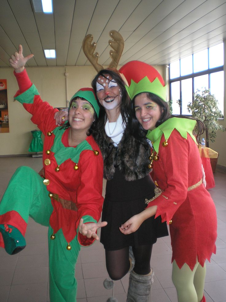Uma grande festa de Natal!