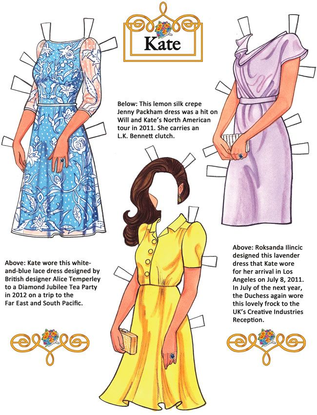 118 best Royal Paper Dolls images on Pinterest Dolls, Celebrity - sample paper doll