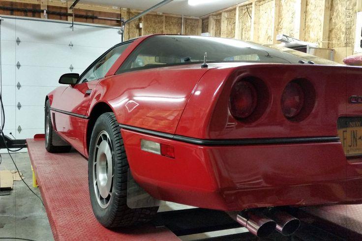 1985 Corvette: Dusty C4 - http://barnfinds.com/1985-corvette-dusty-c4/