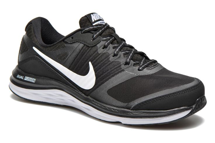 ¡Cómpralo ya!. Wmns Nike Dual Fusion X by Nike. ¡Envío GRATIS en 48hr! Zapatillas de deporte Nike (Mujer), disponible en 38 , deportivas, sport, deporte, deportivo, fitness, deportivos, deportiva, deporte, trainers, sporty, plimsoll, sportschuhe, tenis, chaussuressportives, sportive, deportivas. Deportivas  de mujer color negro de Nike.