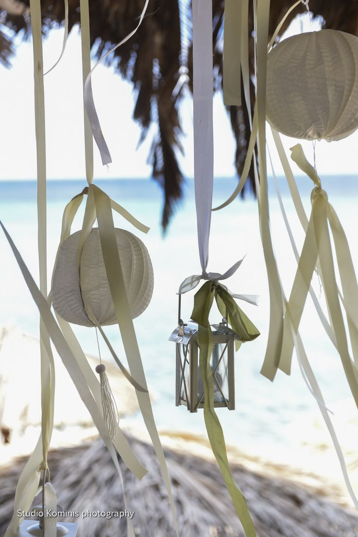 #wedding #andros #greek wedding #greek islands #weddingplanner #Dreams In Style #decoration #lanterns #white  Photo credits: Studio Kominis