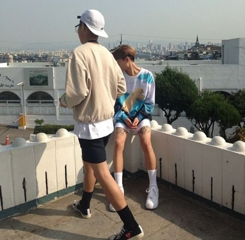 Follow yungseoul.tumblr.com for more dope fashion