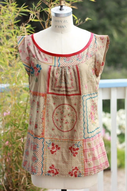 Sew Country Chick- Handmade Style: My New Look 6913 and New Look Summer Pattern Picks
