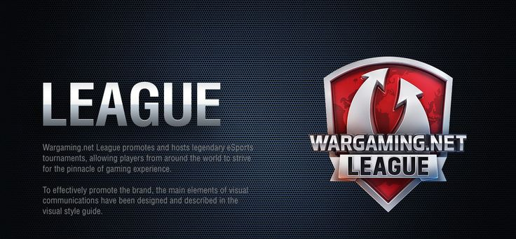 Wargaming League 2015 on Behance