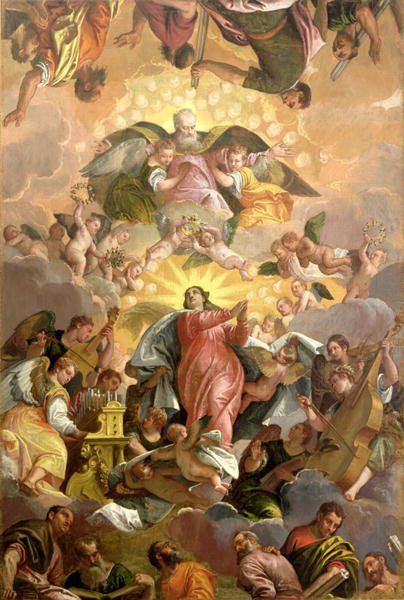 A Catholic Life: Assumption of Mary