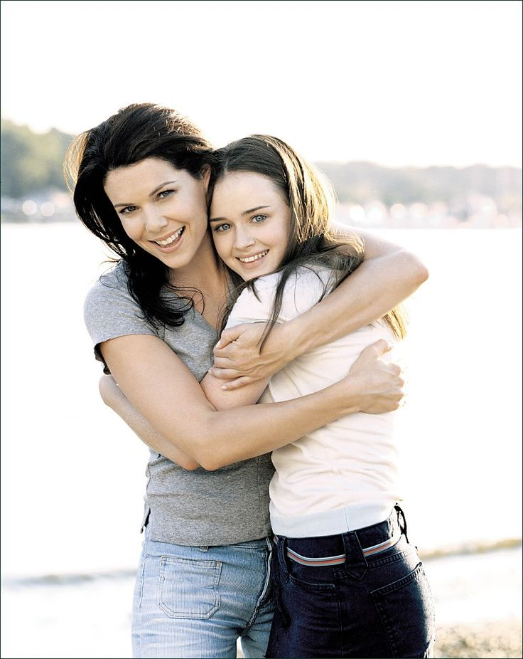 "For all the ""Gilmore Girls"" out there."