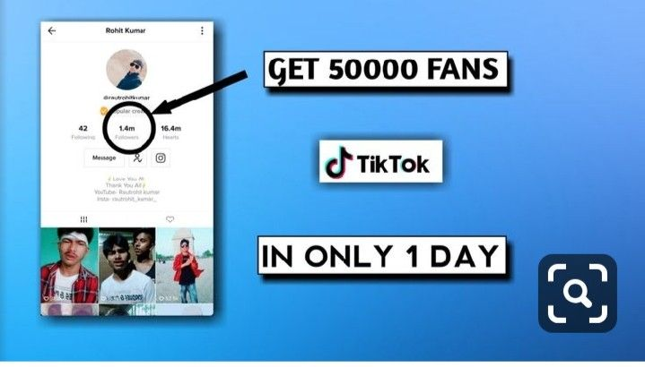 Tik Tok Hack How To Get Followers How To Get Famous Auto Follower