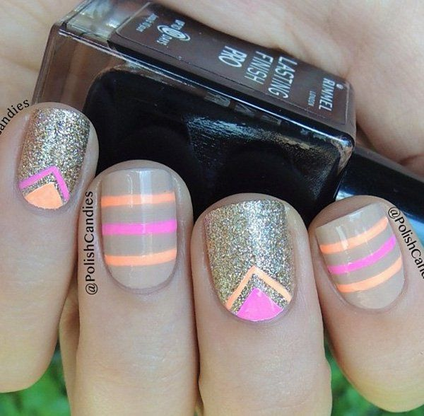 browning nails ideas