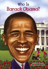 Paperback - As the world now knows, Barack Obama has made history as our first African-American president. With black-and-white illustrations throughout, this biography is perfect for primary graders