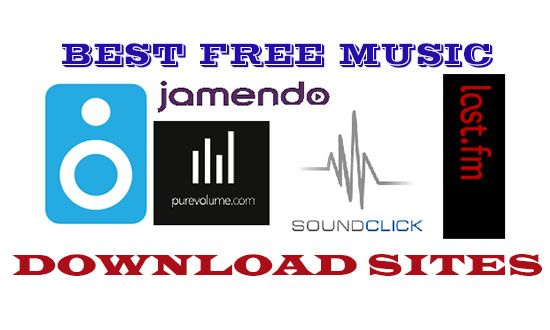 best free music download sites to download legal free mp3 music, tracks, and songs for android phones, laptops, and PC online.