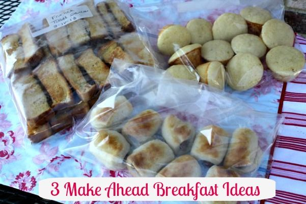 Mommy's Kitchen - Quick Back to School Breakfast Ideas {Getting Back into Routine} #BTS #backtoschoolbreakfast