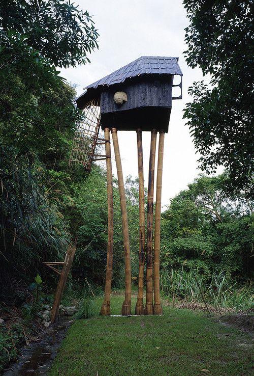 kuhles teehaus takasugi an von terunobu fujimori frisch bild und ebfafffb tea houses treehouse