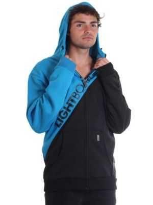 Acquista Felpe con cappuccio e cerniera Light Corp Bonded Zip Hood