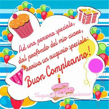 Favori 20 best Immagini compleanno images on Pinterest | Happy birthday  SC59
