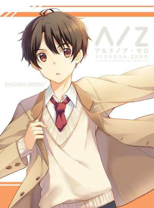 Anime Characters Zero : Best images about aldnoah zero on pinterest i like
