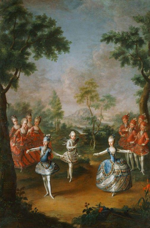 Johann Georg Weikert 003 - Château du Petit Trianon — Wikipédia