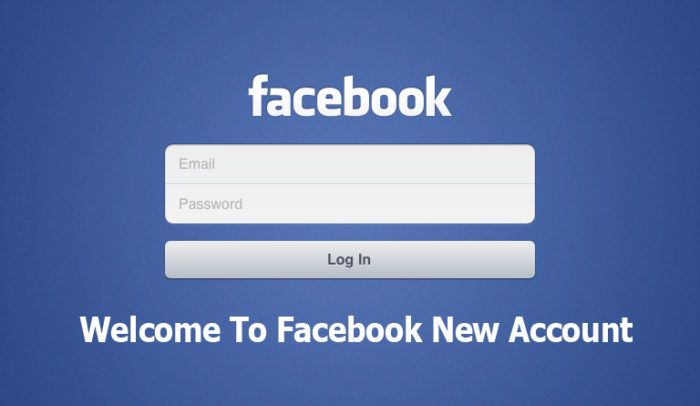 Welcome To Facebook New Account Facebook New Account Set Up Trendebook Facebook News Account Facebook Facebook Business
