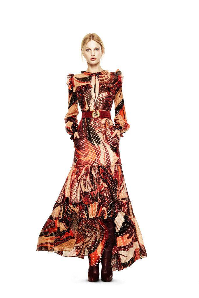 Emilio Pucci Pre Fall 2011 Collection Photos   Vogue