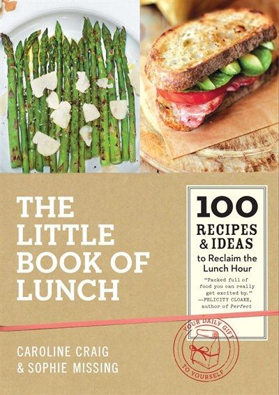 "The beautiful, internationally acclaimed guide to turning your midday meal into a masterpiece—featuring 100 easy, inexpensive, delicious recipes designed to be made ahead of time with just a few ingredients. There's something depressing about ""running out"" to ""grab lunch."" Sandwiches, soups, salads, sushi: the choices are overwhelming. But when's the last time you really enjoyed eating lunch while hunched over your keyboard? That's why Caroline Craig and Sophie Missing have reclaimed the…"