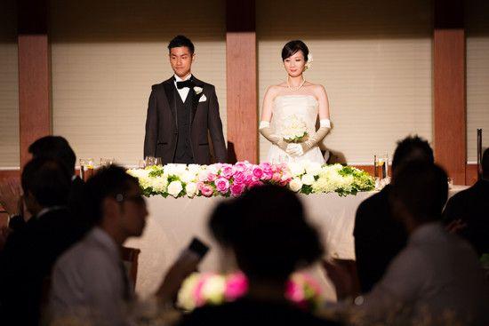 ウエディングカメラマンの裏話*結婚式にまつわるアンなことコンなこと-パークハイアット東京 ウエディング 写真