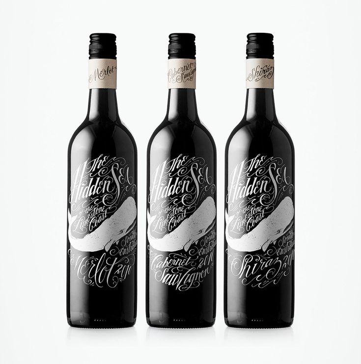 The Hidden Sea - Jon Contino, Alphastructaesthetitologist wine